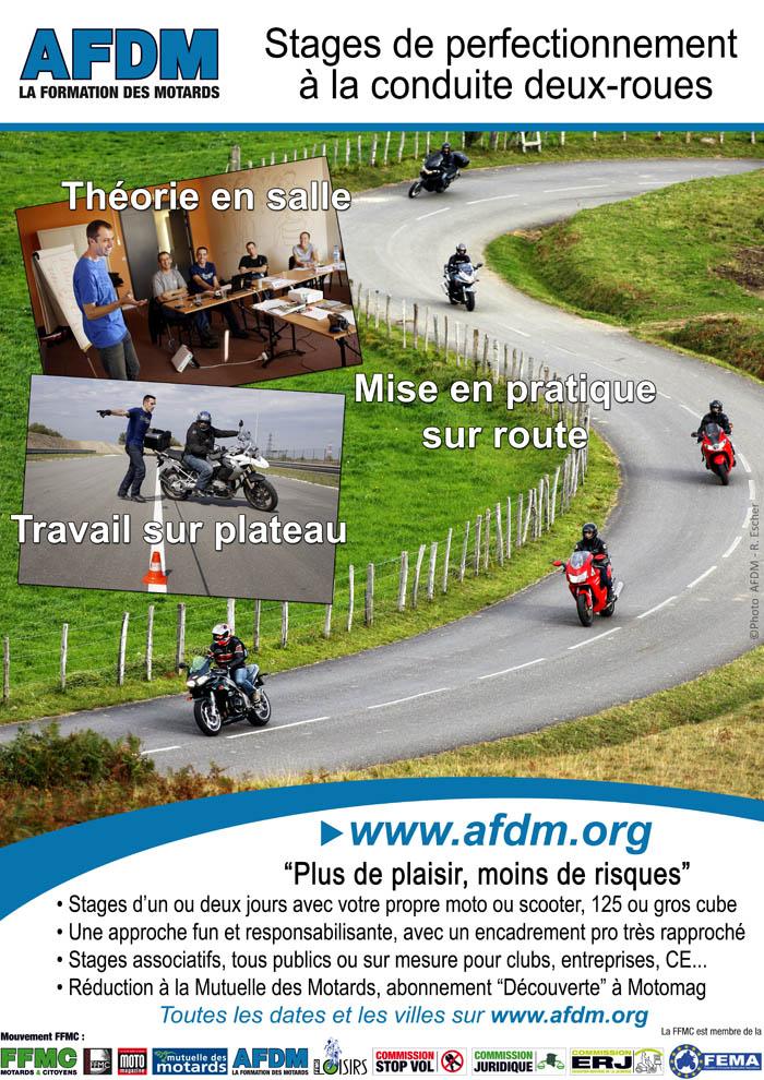 Affiche Afdm